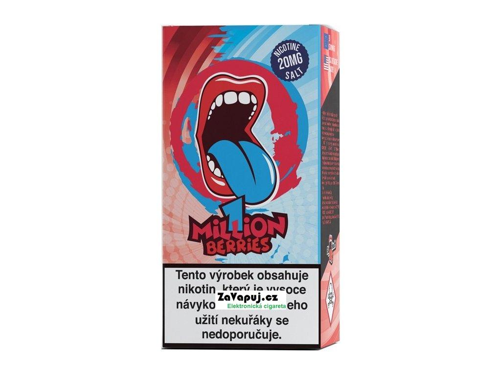 Liquid Big Mouth SALT One Million Berries 10ml - 20mg