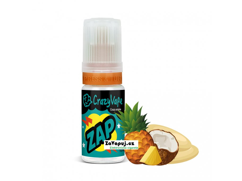 crazyvape prichut zap