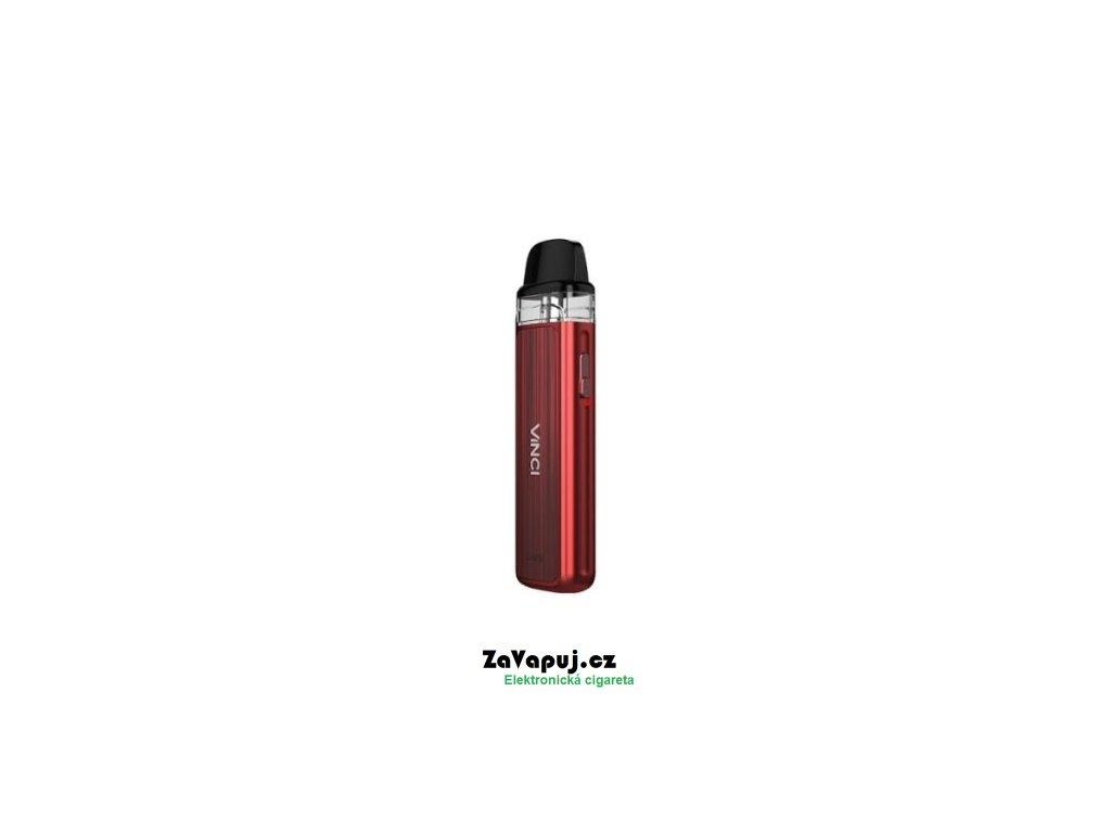 Elektronická cigareta VOOPOO VINCI Pod 800mAh Aurora Red