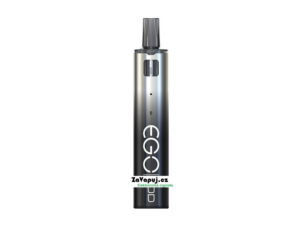 Elektronická cigareta Joyetech eGo AIO AST Pod 1000mAh Metal Black
