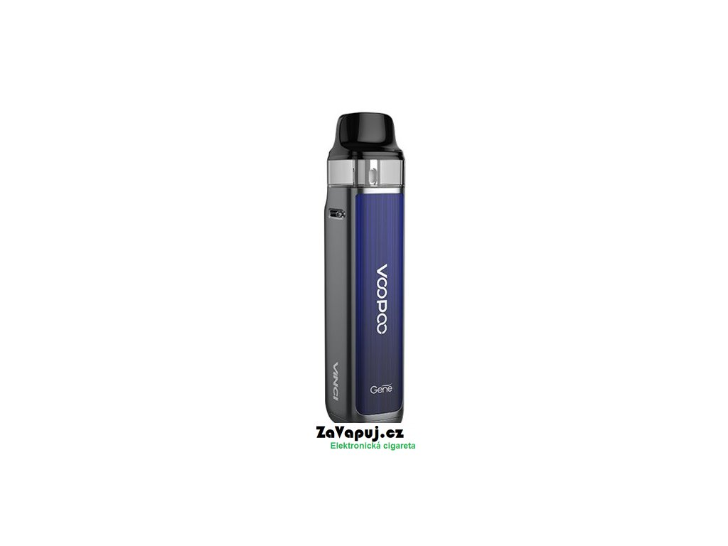 Elektronická cigareta VOOPOO VINCI X 2 80W Velvet Blue
