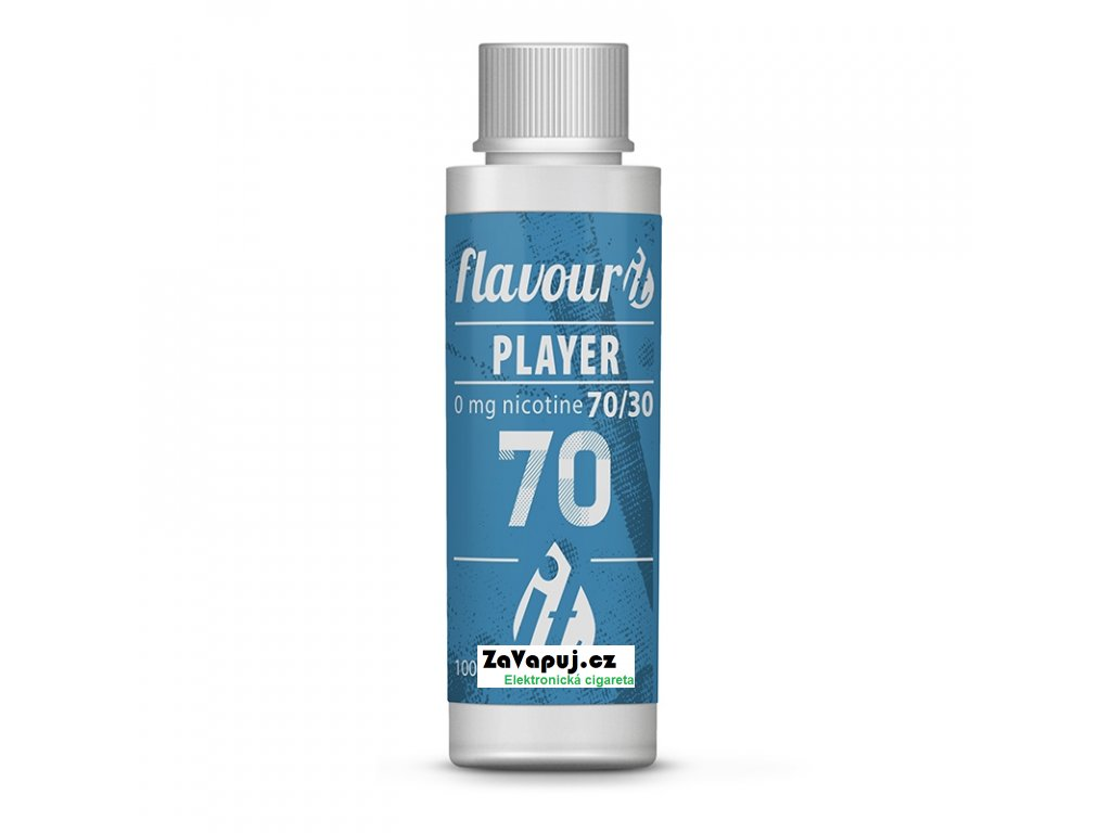 flavourit player baze 70 30 dripper 100ml