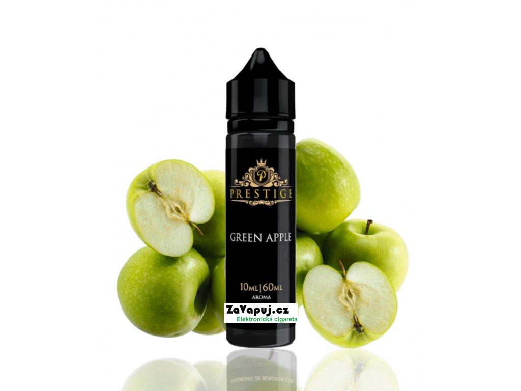 0 ml Prestige Green Apple (Shake & Vape)