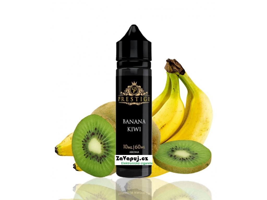 10 ml Prestige Banana Kiwi (Shake & Vape)