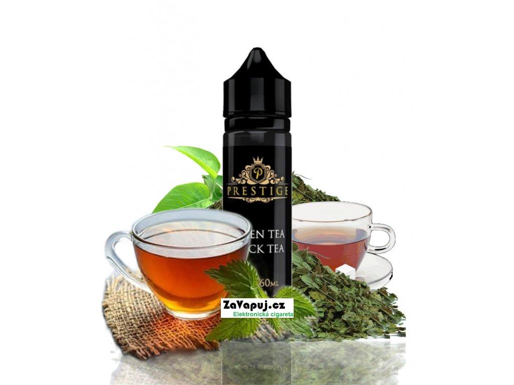 10 ml Prestige Green Tea Black Tea (Shake & Vape)