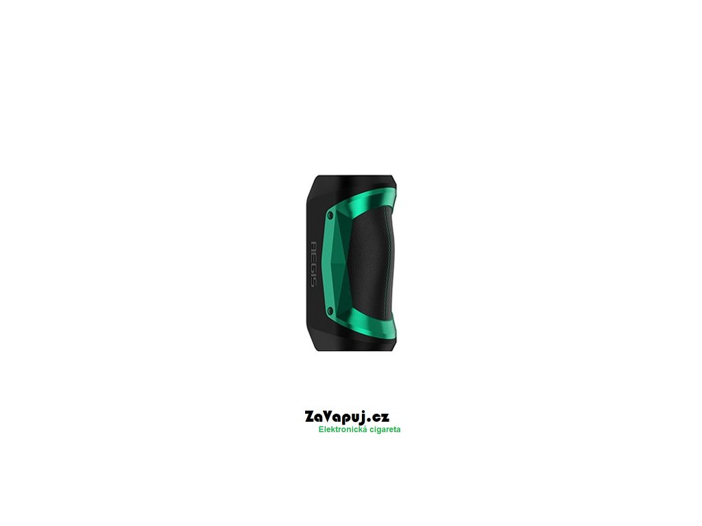 GeekVape Aegis Mini grip 2200mAh Easy Kit Black-Green