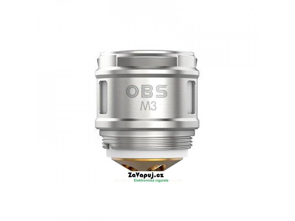 Žhavící hlava OBS M3 Cube Mesh 0,15ohm