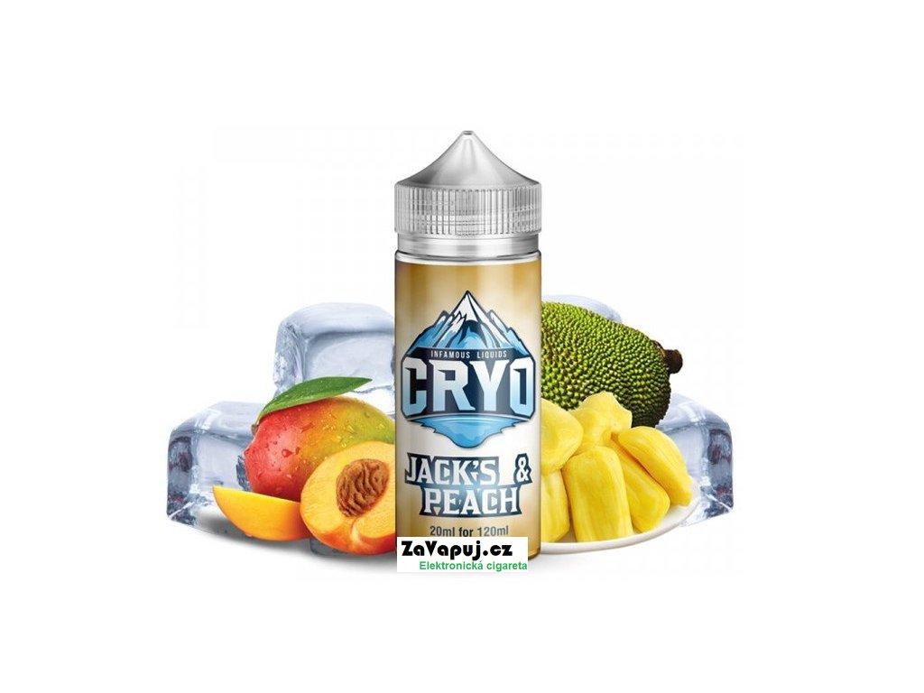 Infamous Cryo S&V Jack's & Peach