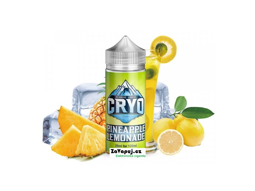 Cryo S&V Pineapple Lemonade