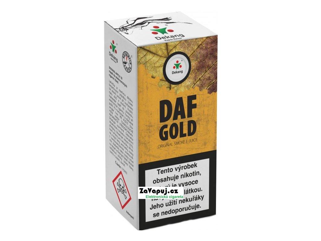 Liquid Dekang DAF Gold 10ml - 16mg
