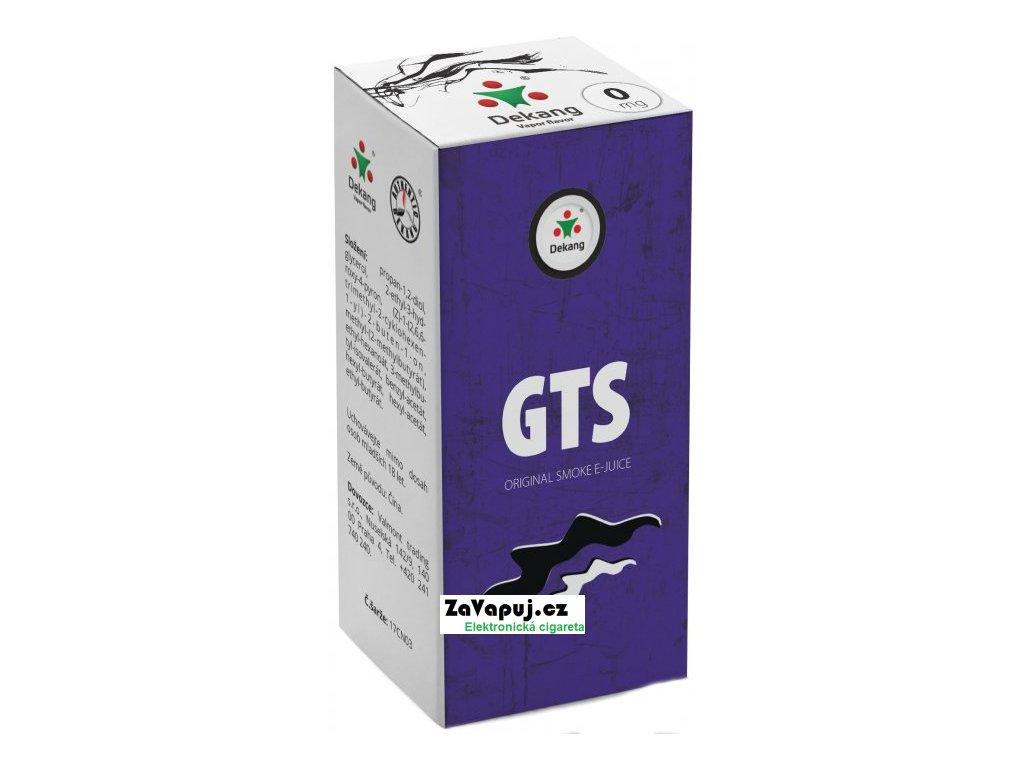 Liquid Dekang GTS 10ml - 0mg