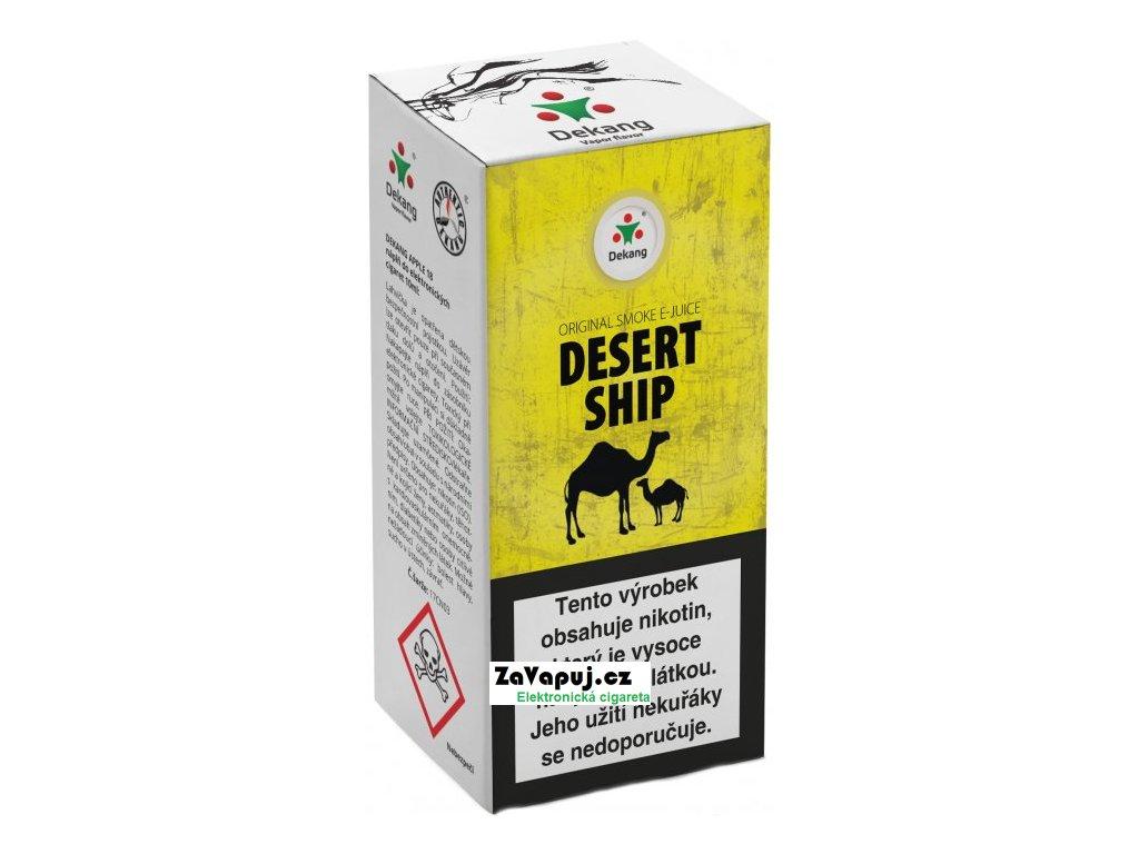 Liquid Dekang Desert ship 10ml - 6mg
