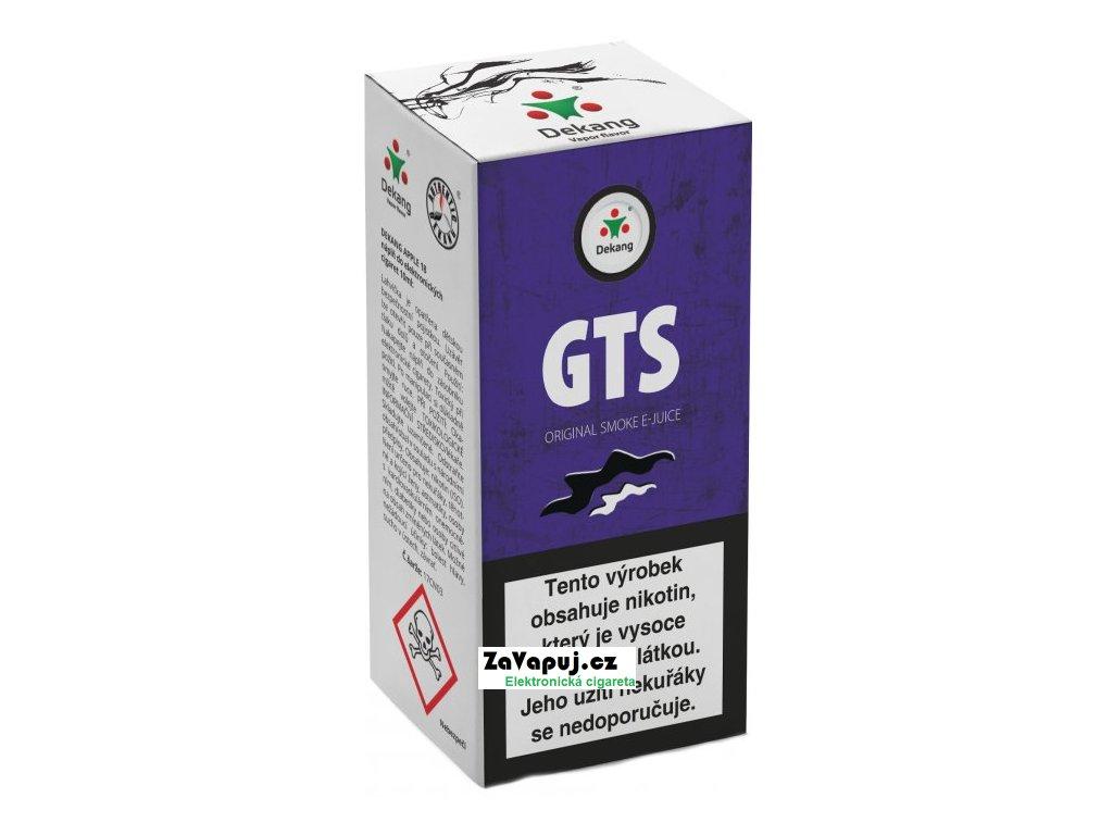 Liquid Dekang GTS 10ml - 6mg
