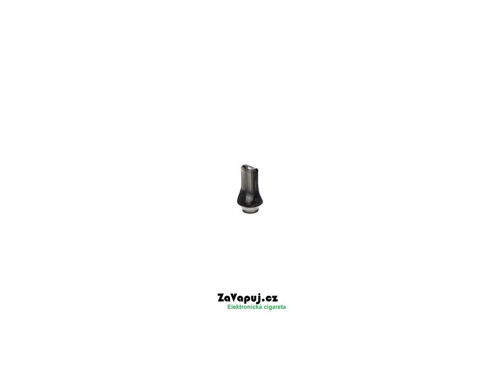 Flat náustek pro clearomizer Typ A Black