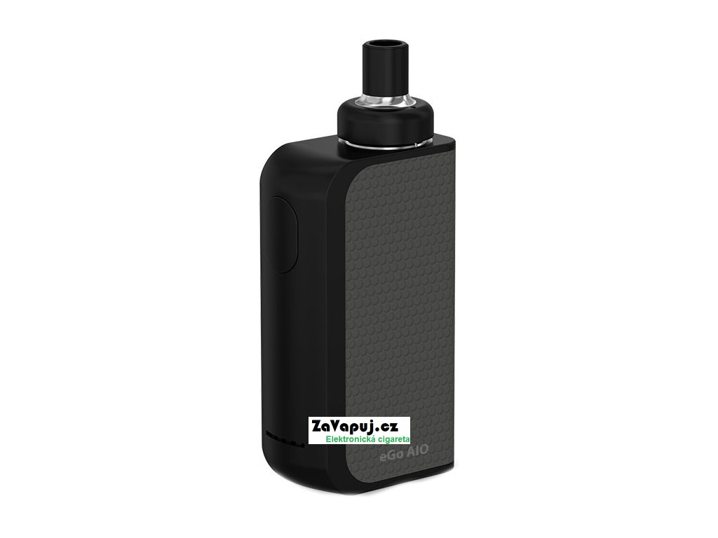 Elektronická cigareta Joyetech eGo AIO Box 2100mAh Black-Grey
