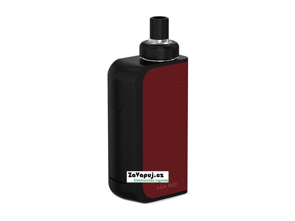 Elektronická cigareta Joyetech eGo AIO Box 2100mAh Black-Red