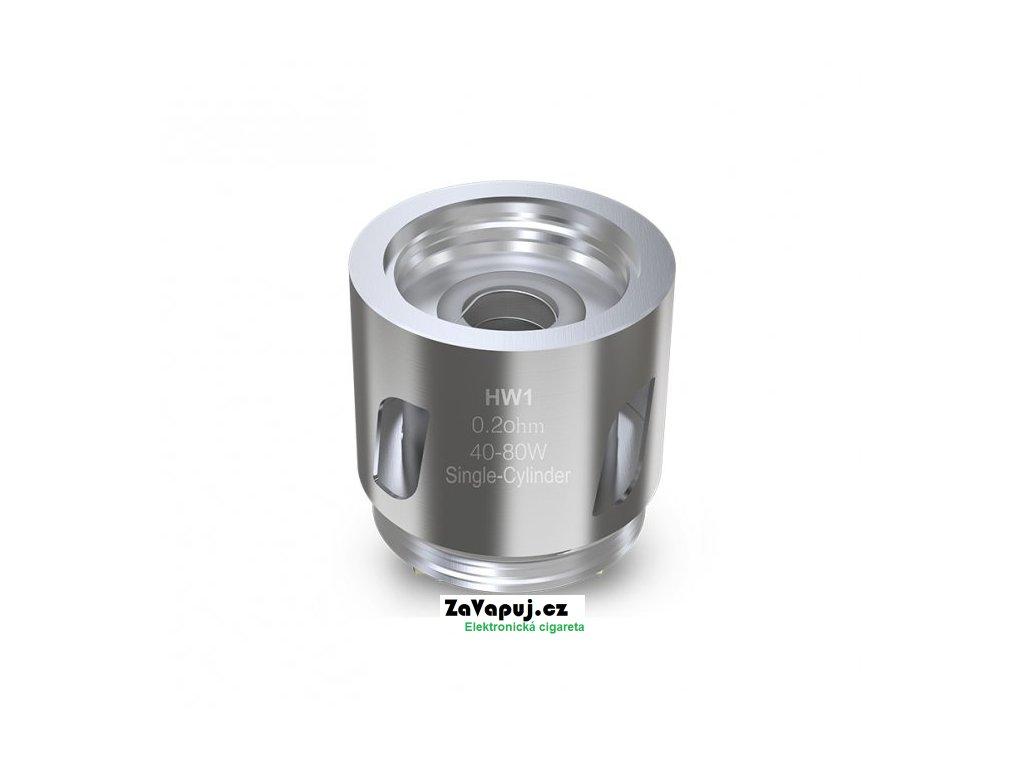 Žhavící hlava iSmoka-Eleaf HW1 Single Cylinder 0,2ohm