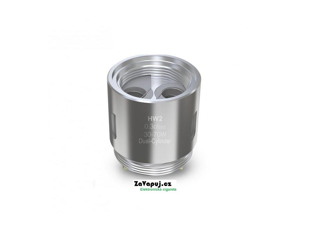 Žhavící hlava iSmoka-Eleaf HW2 Dual Cylinder 0,3ohm