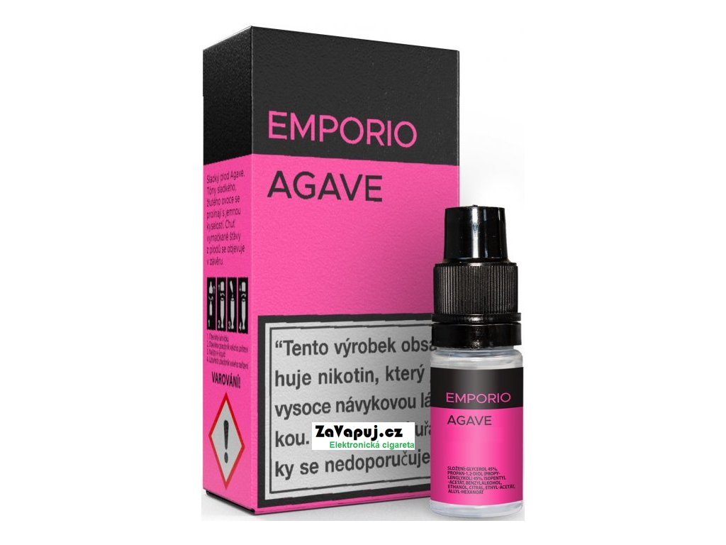 Liquid EMPORIO Agave 10ml - 3mg