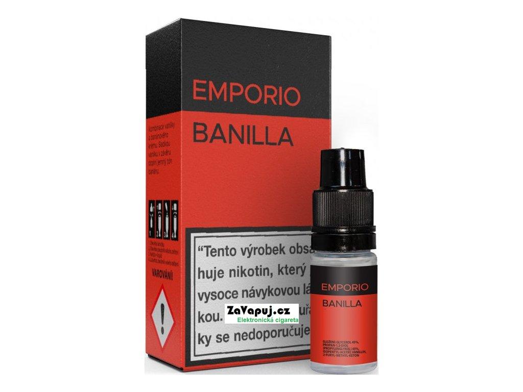 Liquid EMPORIO Banilla 10ml - 6mg