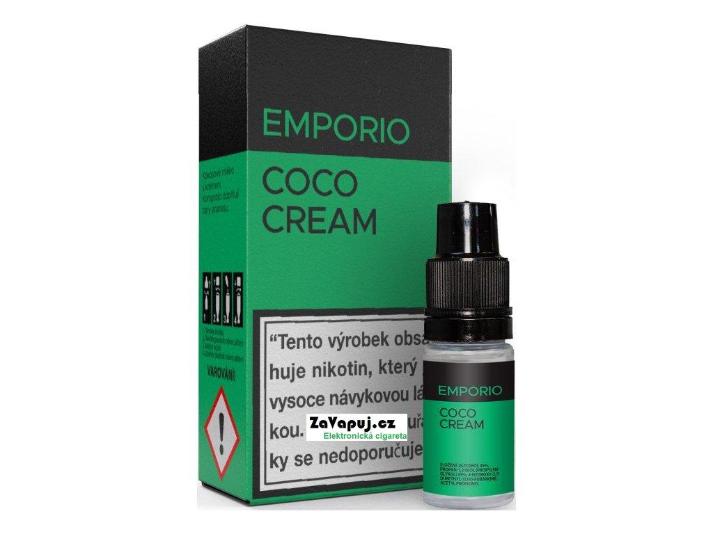 Liquid EMPORIO Coco Cream 10ml - 9mg