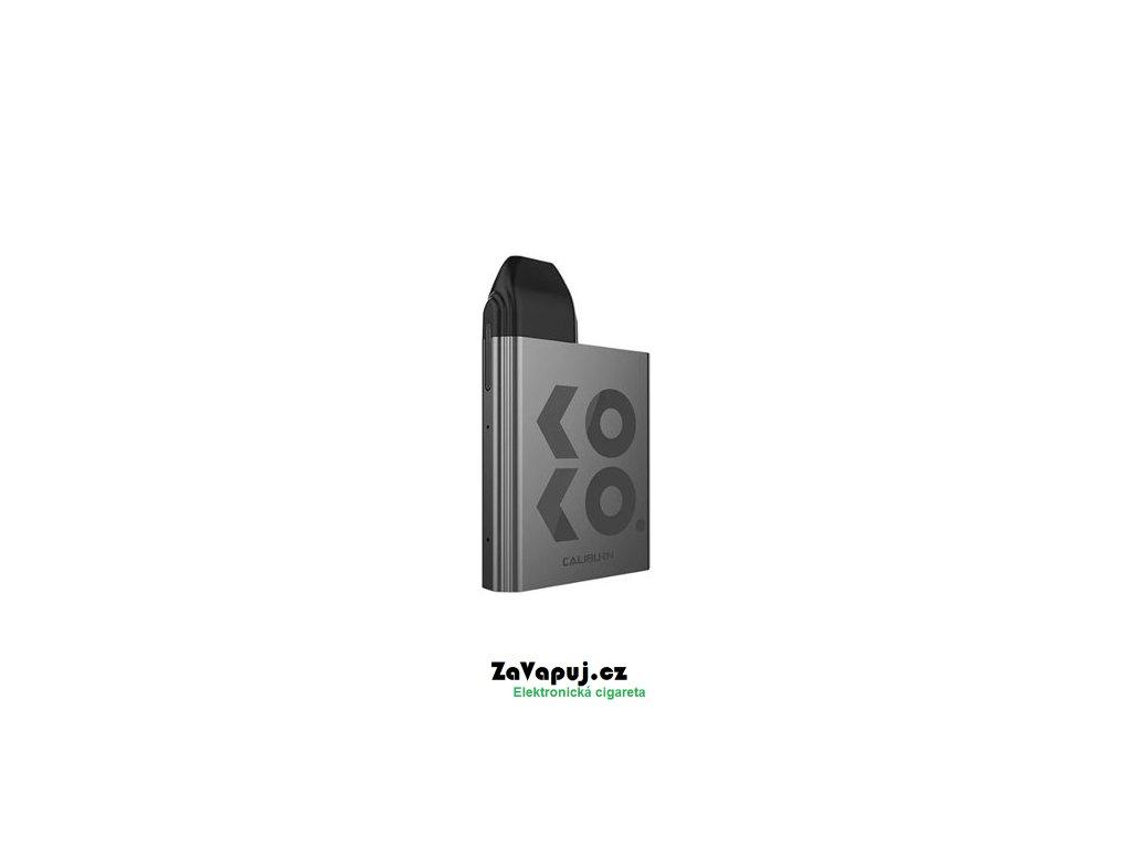 Elektronická cigareta Uwell Caliburn KOKO 520mAh Šedá