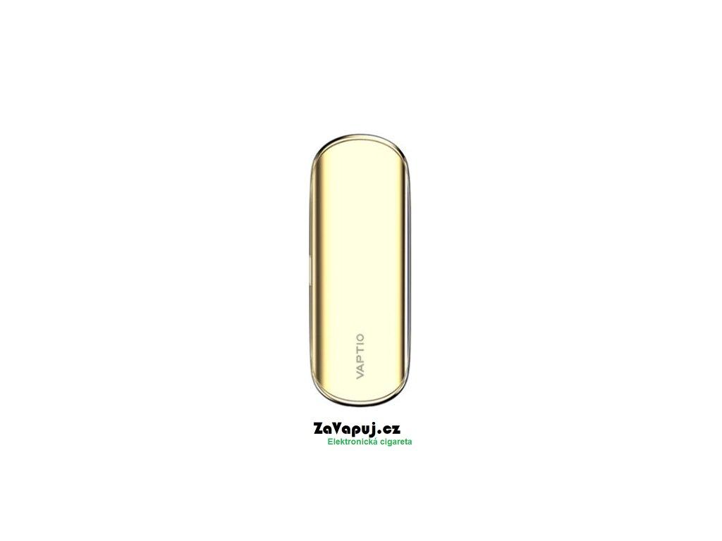 Elektronická cigareta Vaptio Sleek 400mAh Zlatá