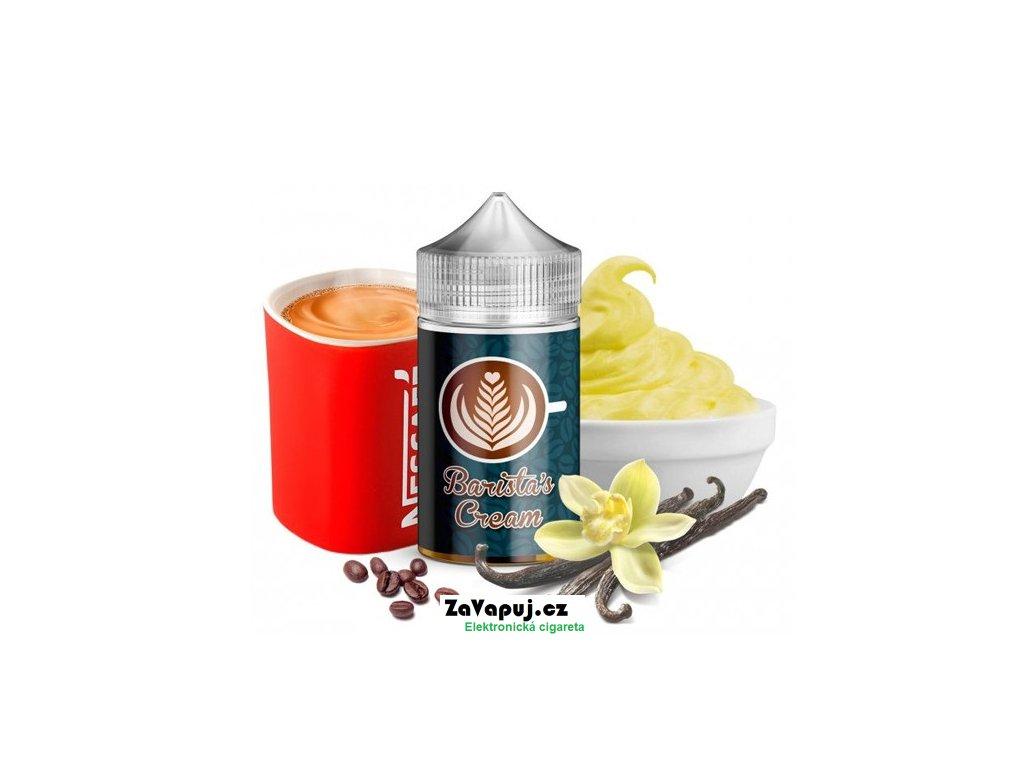 Příchuť Infamous Special 2 S&V Barista's Cream (Cappuccino s pudinkem) 15ml