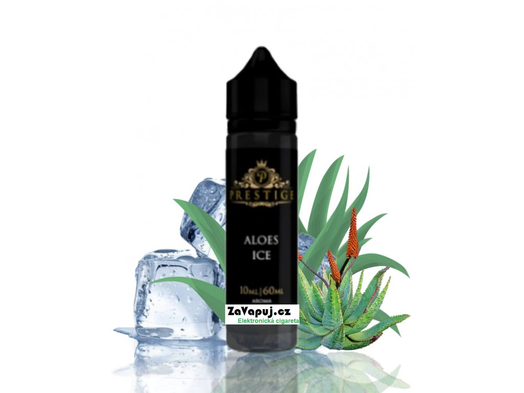 10 ml Prestige Aloes Ice (Shake & Vape)