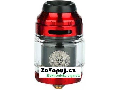Clearomizér GeekVape Zeus X RTA 4,5ml Červeno-Černý