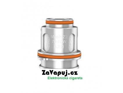 Žhavicí hlava GeekVape G Zeus Formula Mesh Z2 0,2ohm