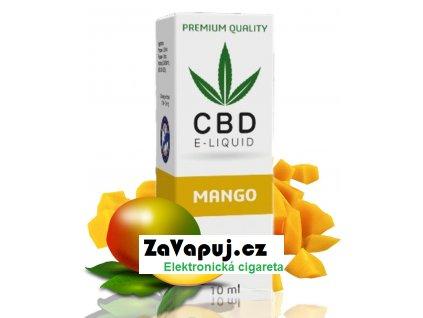 cbd liquid mango