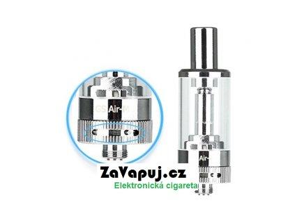 Clearomizér Eleaf GS Air M 4ml 1,5ohm Stříbrný