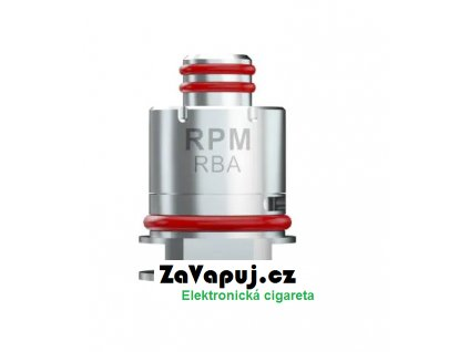 Žhavicí hlava Smoktech RPM RBA 0,6ohm