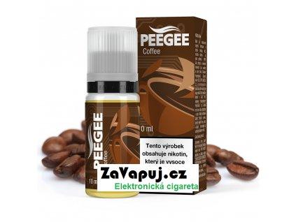 PEEGEE Káva (Coffee)