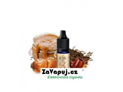 Al Carlo Slaný karamel s tabákem (Salted Caramel) příchuť