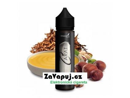 Příchuť Omerta Carat S&V Crunchy Tobacco (Oříškový tabák) 20ml