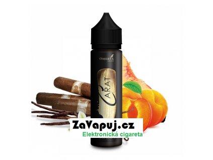Příchuť Omerta Carat S&V Fruity Tobacco (Tabák s meruňkou a broskví) 20ml
