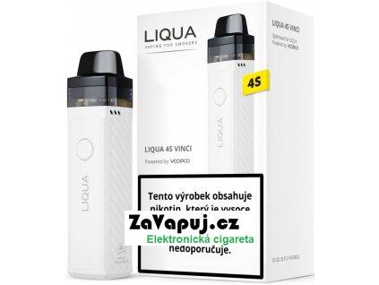 Elektronický Grip Liqua 4S Vinci 1500mAh Bílý