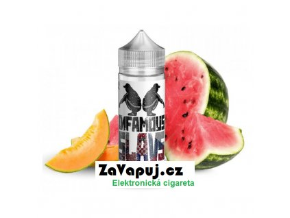 Příchuť Infamous Slavs S&V Big Melons (Melounová žvýkačka) 20ml