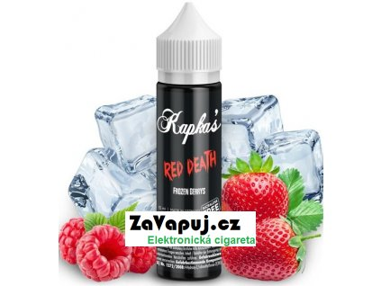Příchuť Kapkas Flava Shake and Vape 15ml Red Death