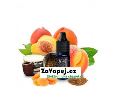 Al Carlo Sušené broskve s tabákem (Sun Dried Peaches) příchuť