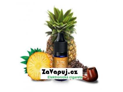 Al Carlo Ananas s tabákem (Pineapple Wave) příchuť
