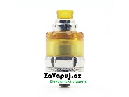 Clearomizér Asmodus Anani V2 MTL RTA (Stříbrný)