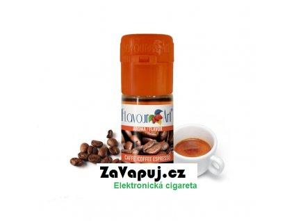 Příchuť FlavourArt Káva Espresso (Coffee Espresso) 10ml