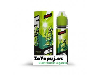 Příchuť Higs Shake & Vape Tobacco (Sladká tabáková směs) 10ml