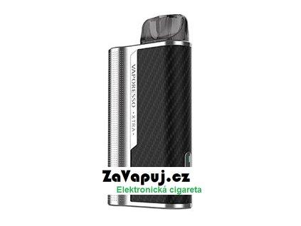 Elektronická cigareta Vaporesso XTRA Pod 900mAh Silver