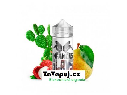 Příchuť Infamous Special Shake and Vape Kaktus (Kaktusový džus) 20ml