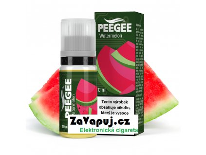 peegee vodni meloun watermelon