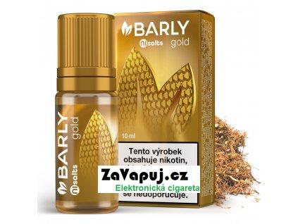 barly gold salt